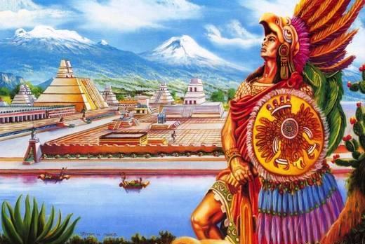 Aztecas organizaci n pol tica y militar socialhizo for Universo del hogar